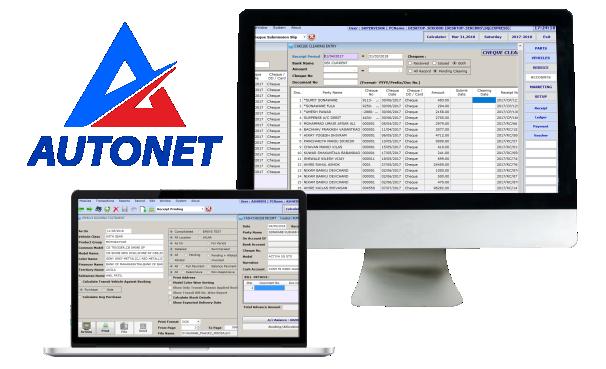Automotive Dealership Management DMS System