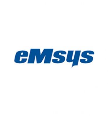 eMsys Support CMX logo